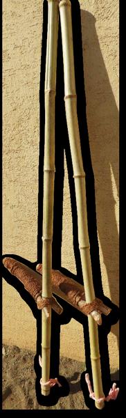 白糸イメージ1:竹馬